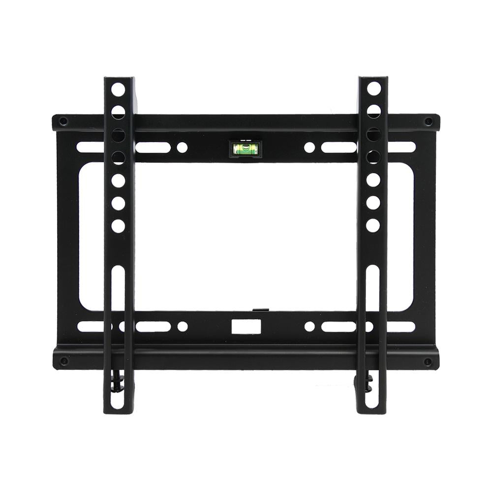 Megamounts Fixed Wall Mount With Bubble Level For Megamounts Fixed Wall Mount With Bubble Level For 17 - 42 Lcd, Led, And Plasma Screens