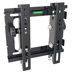 Pyle 10 To 32 Flat Panel Tilted Tv Wall Mount