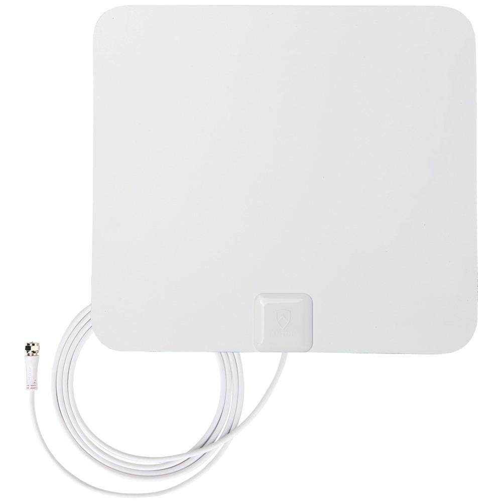ANTOP Antenna Inc. Paper-Thin Smartpass Amplified Indoor HDTV Antenna