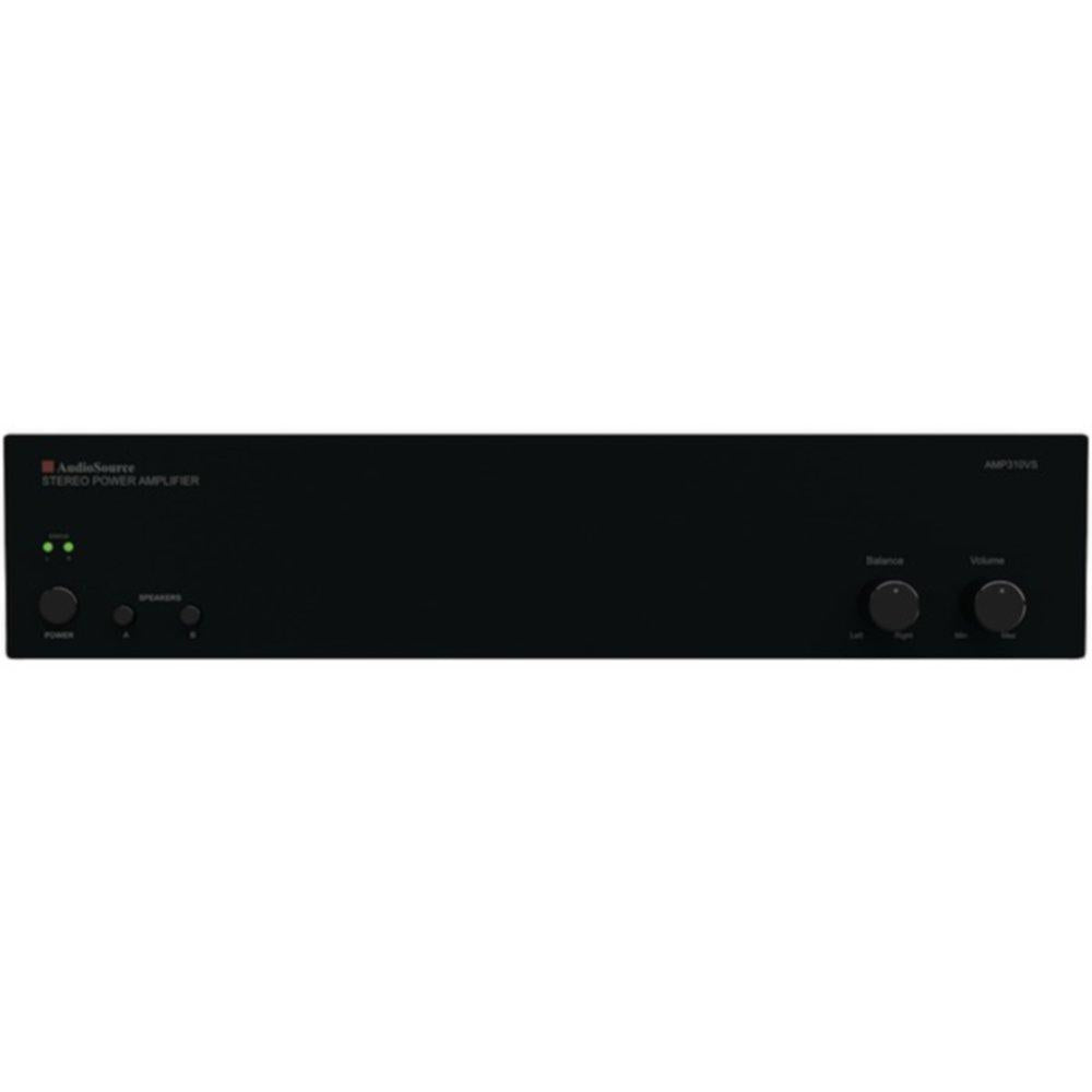 Audiosource 2-channel Analog Power Amp (150 Watts Per Channel)