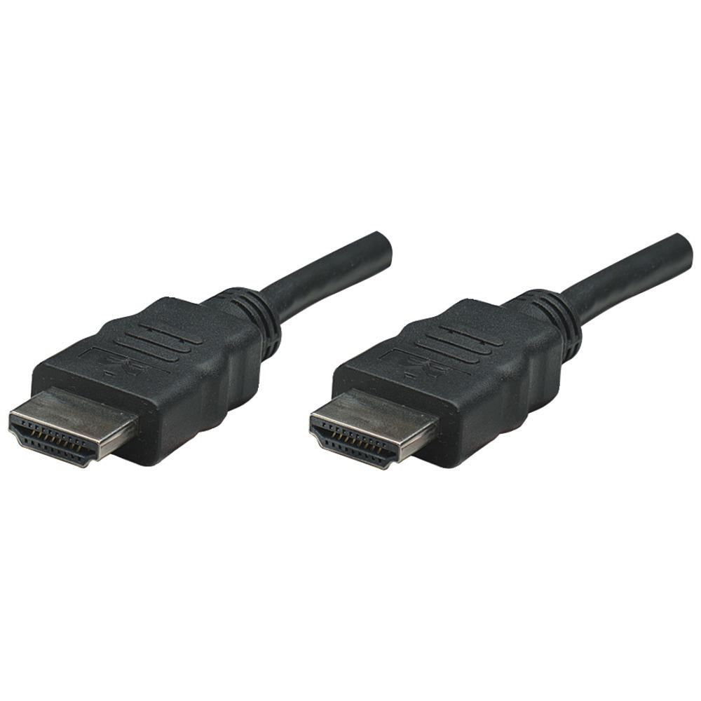 Manhattan High-speed Hdmi 1.3 Cable (10ft)