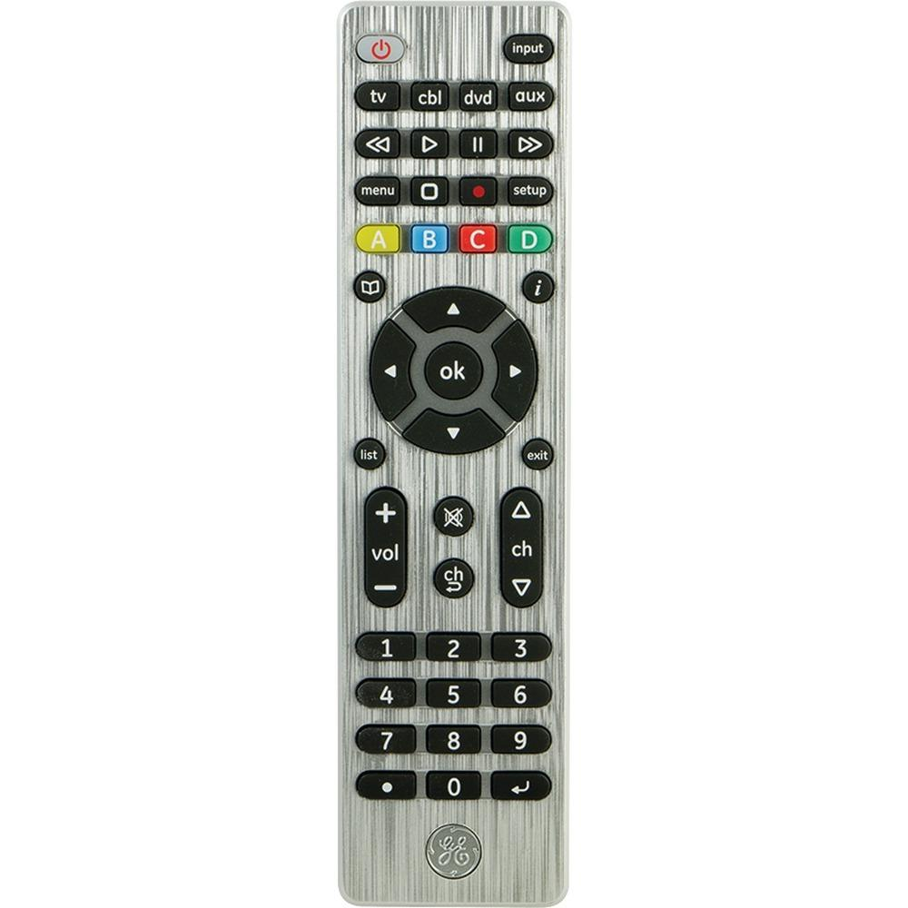 Ge 33709 4-device Universal Remote