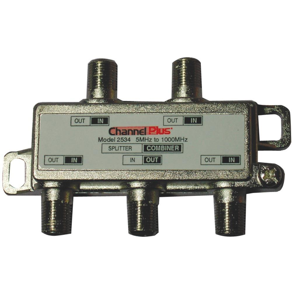 Channelplus Splitter-combiner (4 Way)