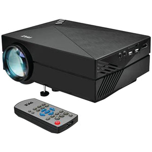 Pyle Home 1080p Hd Compact Digital Multimedia Projector