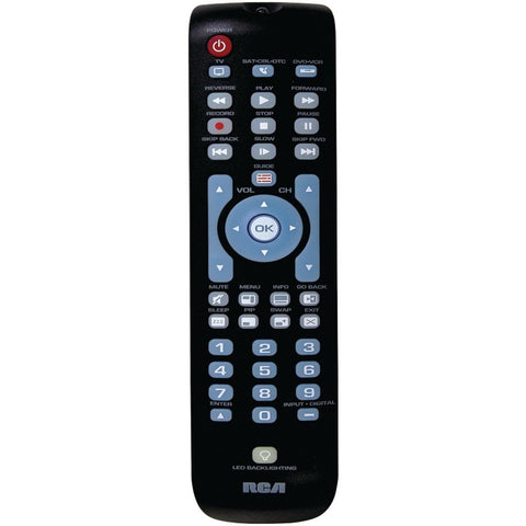 3-device Backlit Universal Remote