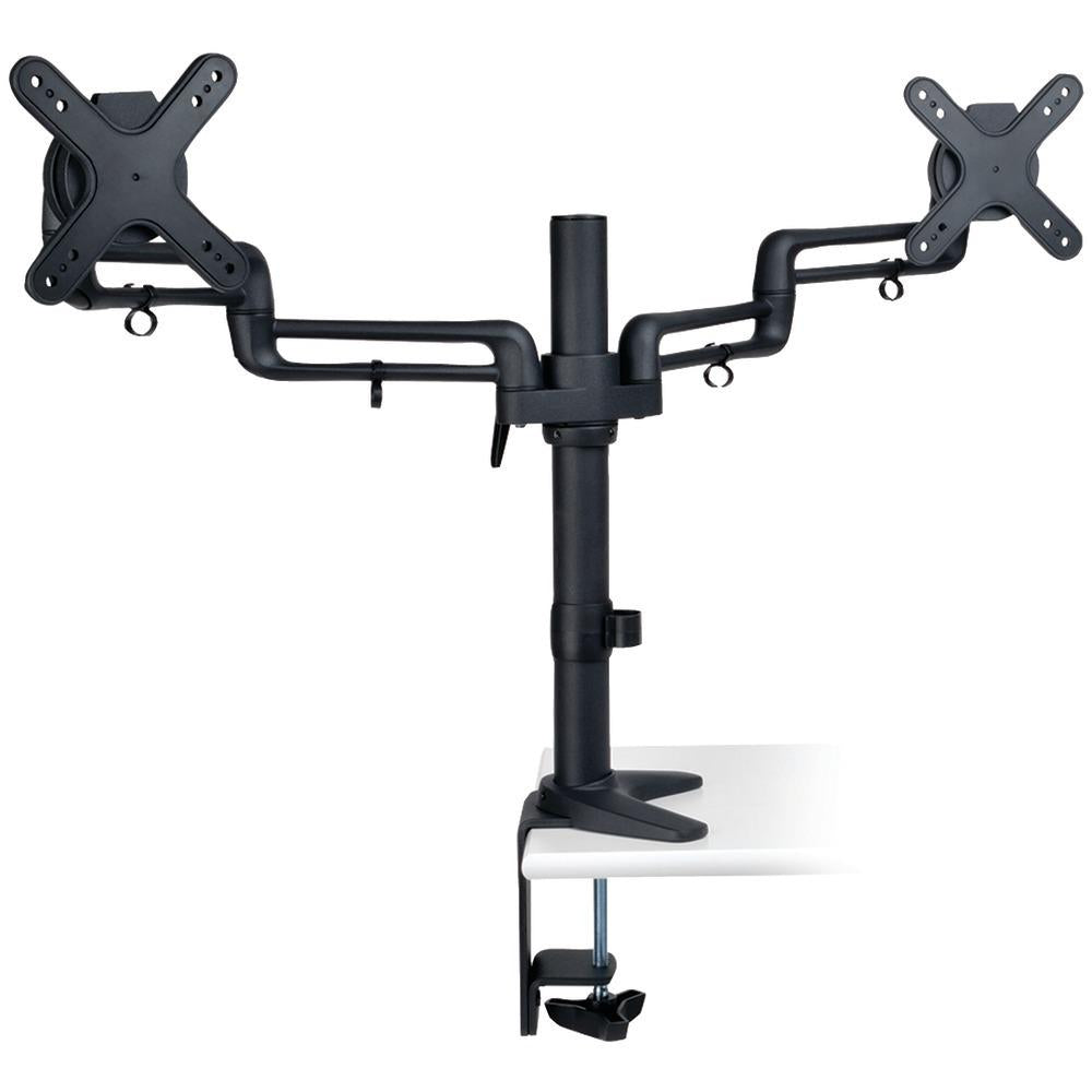 Tripp Lite13-27 Dual Full-motion Flex-arm Desk Clamp