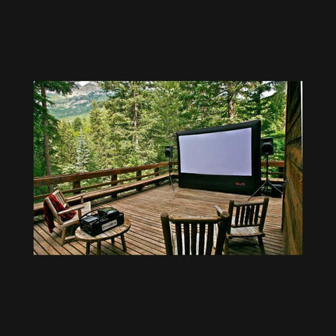 Outdoor Home Theater System