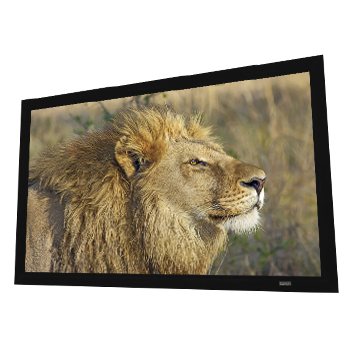 "Image of Elunevision Reference Studio 4K Fixed Frame - 1.0 Gain - 4"" Frame"