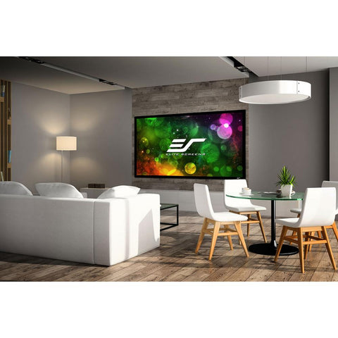 Elite Screens Sable Frame B2-Fixed Frame Projection Series
