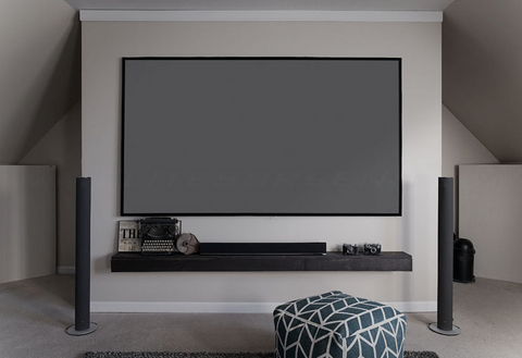 Elite Screens Aeon CineGrey 3D Series - Ambient Light Rejecting Screen