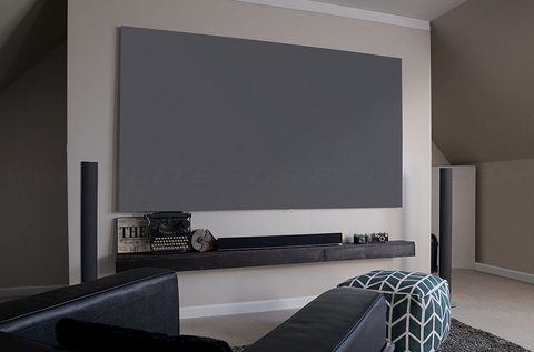 Image of Elite Screens Aeon CineGrey 3D Series - Ambient Light Rejecting Screen
