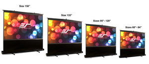 Elite Screens ezCinema Series - Portable Projector Screens