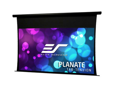 Image of Elite Screens Planate Tab-Tension B Series - Best Home Projector