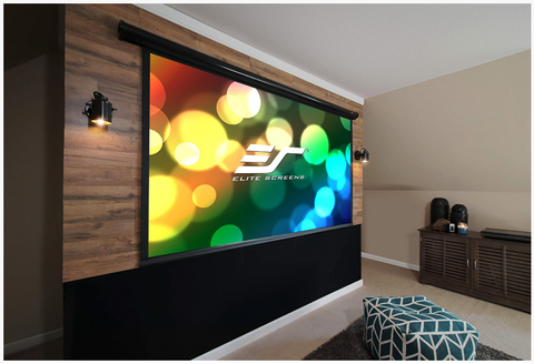 Elite Screens Starling 2 Series - Wall/Ceiling