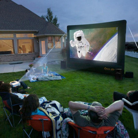 Image of Open Air Cinema Cinebox (16Ft.)