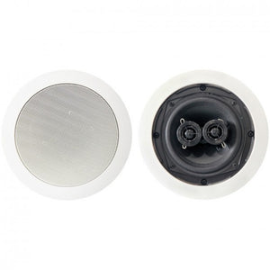 Bic America 5.25in Muro Dual Voice-coil Stereo Ceiling Speaker