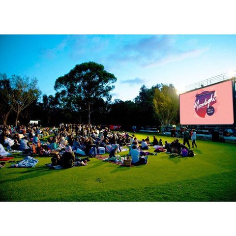 Open Air Cinema Cinebox Elite Series (20Ft.)