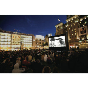 Open Air Cinema Cinebox Elite Series (40Ft.)