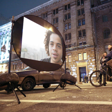 Image of Portable Projection System