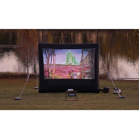 Image of Open Air Cinema Home Screen (12Ft.)