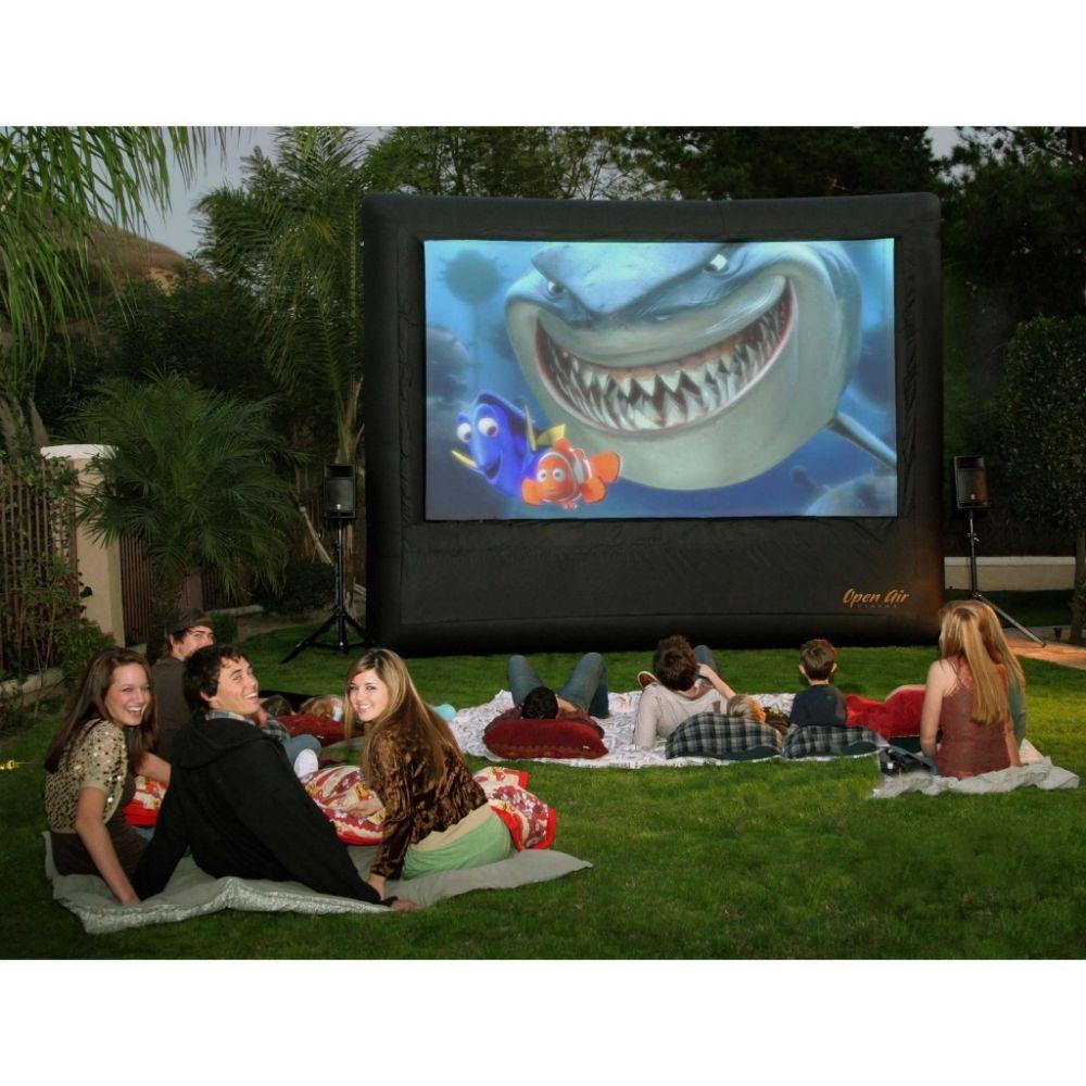 Open Air Cinema Screen Pro Series (12Ft.)