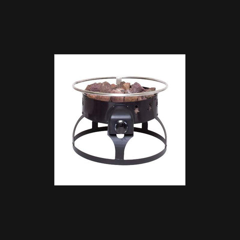 Image of Redwood Portable Gas Fire Pit