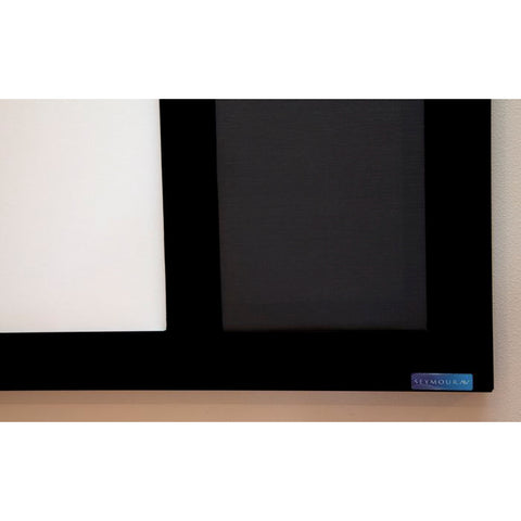 "Seymour AV Masking Panels For 2.35 Screens With 1.5"" Millibel AT Material, Seymour AV - Projection Supply"