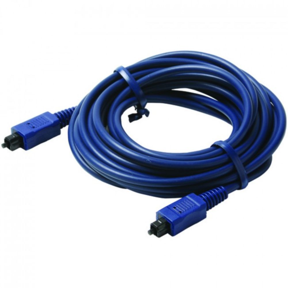Steren T-t Digital Optical Cable (12ft)