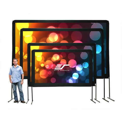 Image of Elite Screens Yard Master Series - Outdoor Projector Screens