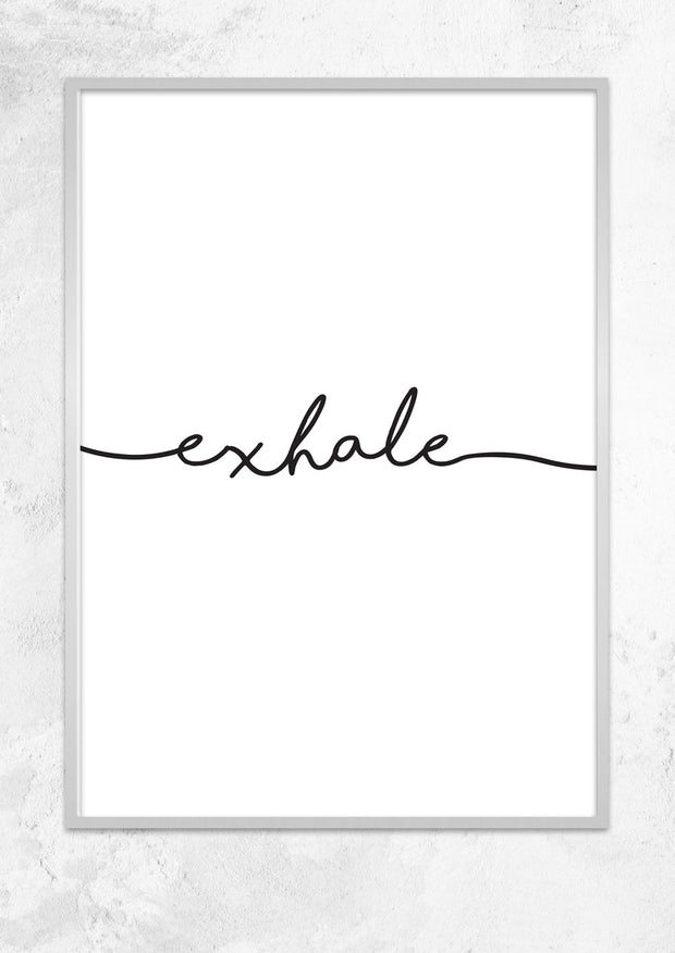 Remember to Breathe - Part 2 Exhale