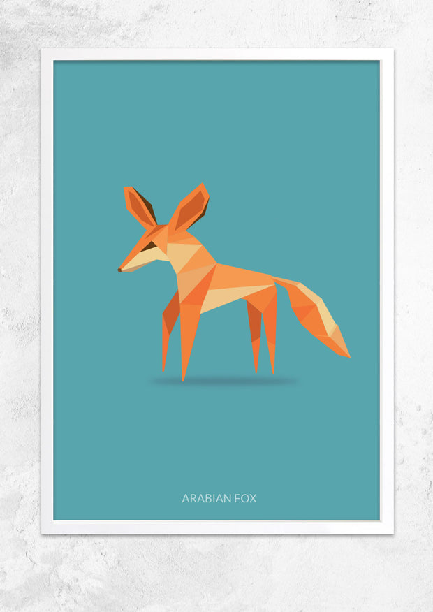 Arabian Fox