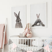 Nursery Animals - Bunny Bottom