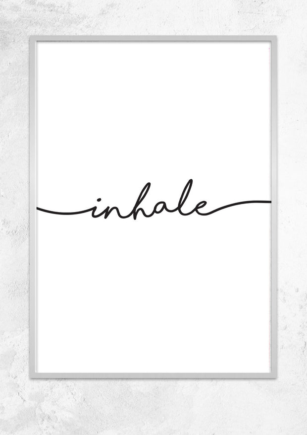 Remember to Breathe - Part 1 Inhale