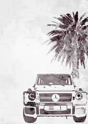 The G Wagon