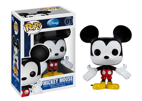 POP Disney:#01 Mickey Mouse Vinyl Figure