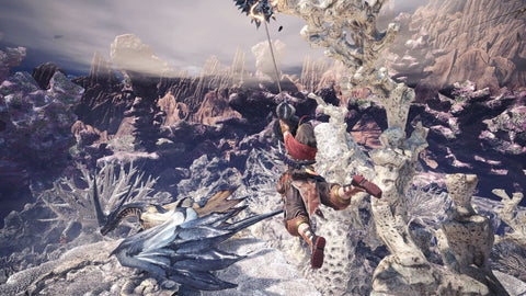 PC Monster Hunter World