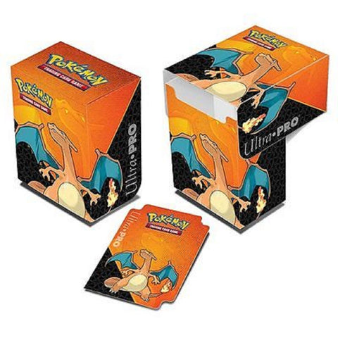 Ultra Pro Pokemon Charizard Deck Case