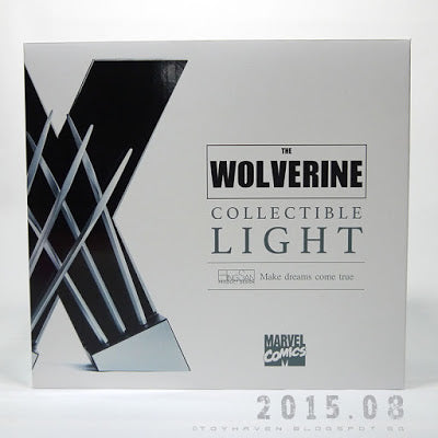 HingSan The Wolverine Collectible Light