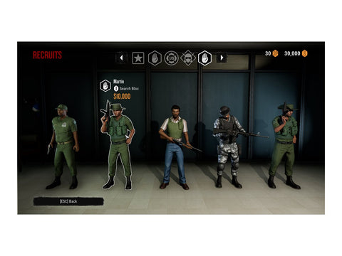 PS4 Narcos: Rise of the Cartels (US)