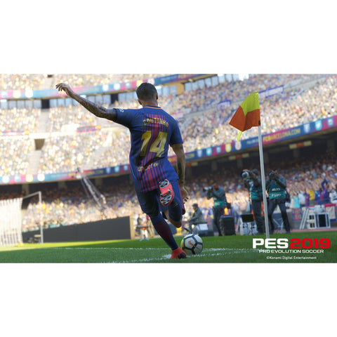 XBOX ONE Pro Evolution Soccer 2019