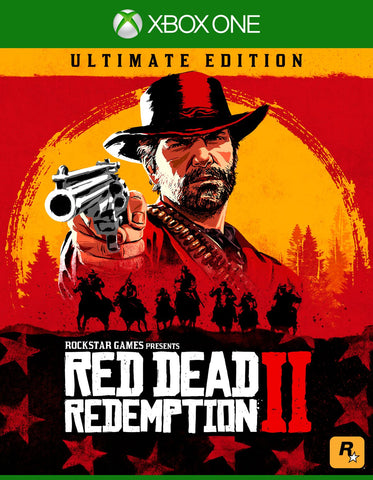 XBOX ONE RED DEAD REDEMPTION 2 [ULTIMATE EDITION]