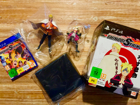 PS4 Naruto to Boruto: Shinobi Striker [Collector's Edition]