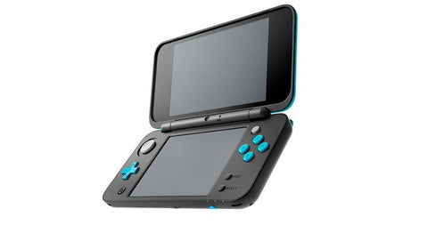 Nintendo 2DS XL (Turquoise Black) + Free Game
