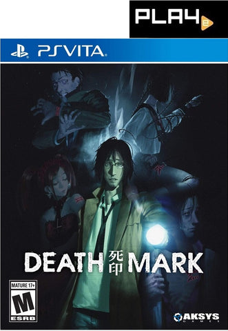 PLAYSTATION VITA DEATH MARK