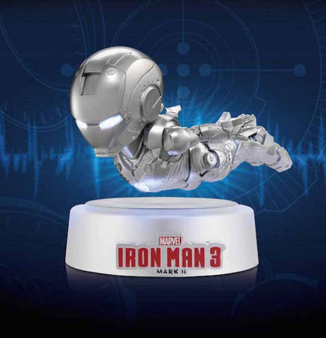 Egg Attack  Iron Man Mk II Magnetic Float