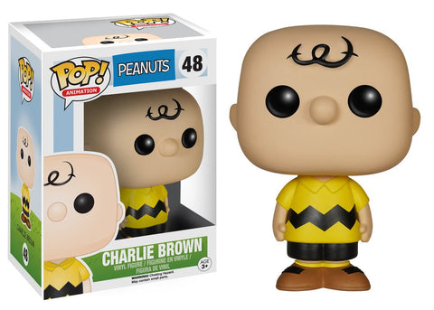 POP Peanuts:#48 Charlie Brown