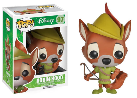 POP Disney:#97 Robin Hood