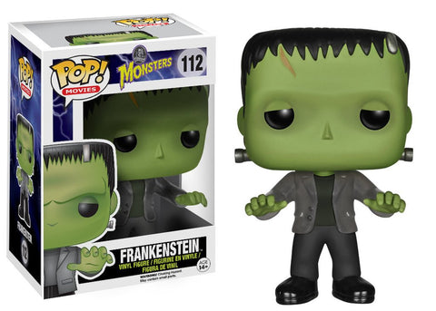 POP Mivies:#113 Monsters Frankenstein