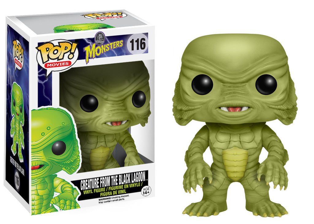 POP Movies:#116 Monsters Creature From The Black Lagoon