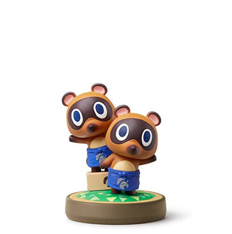 Amiibo Timmy+ Tommy Nook
